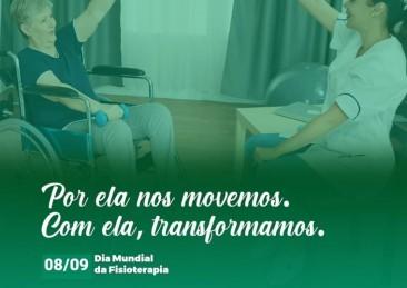 Nesta quarta-feira, (08/09), comemora-se o Dia Mundial da Fisioterapia. A data foi criada em 1996 pela World Confederation of Physical Therapy (WCPT).